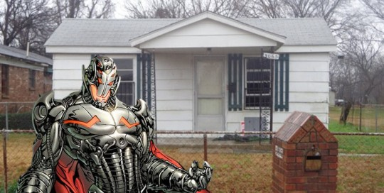 Ultron Ford